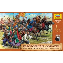 ZS8064 Zaporozhian Cossacks...