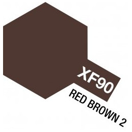 TA81790 MINI XF-90 Red Brown 2