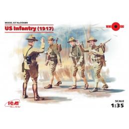 ICM 35689 1/35 US Infantry...