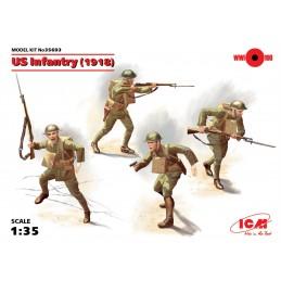 ICM 35693 1/35 US Infantry...