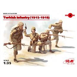 ICM 35700 1/35 Turkich...