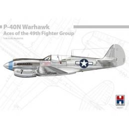 H2K48001 P-40N Warhawk Aces...