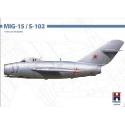 H2K48006 MIG-15 / S-102 -...