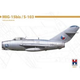H2K48007 MIG-15bis / S-103...