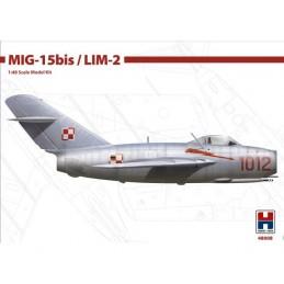 H2K48008 MIG-15bis / LIM-2...