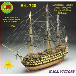 MU720 H.M.S. Victory -...