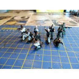 AGRV002 Ge. Infantry set 2...