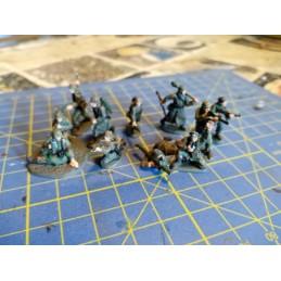 AGRV003 Ge. Infantry set 3...