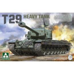 TKM2143 U.S. Heavy Tank T29...