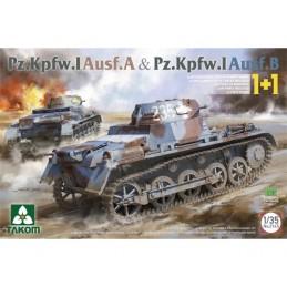 TKM2145 Pz.Kpfw.I Ausf.A &...