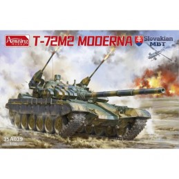 "AMU35A039 T-72M2 ""Moderna""..."
