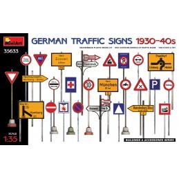 MA35633 1/35 German Traffic...