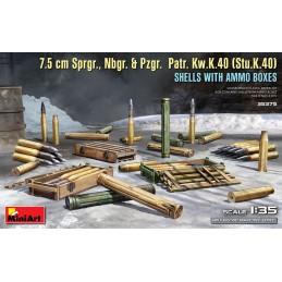 MA35375 1/35 7.5 cm Sprgr....