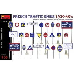 MA35645 1/35 French Traffic...