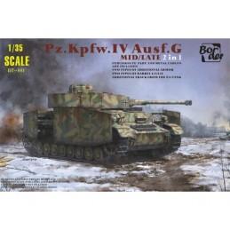 BT001 1/35 Panzer IV Ausf.G...