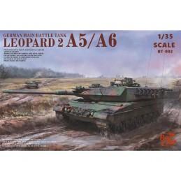 BT002 1/35 Leopard 2 A5/A6...