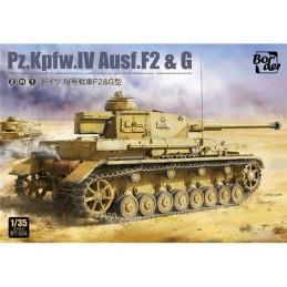 BT004 1/35 Panzer IV Ausf....