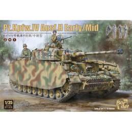 BT005 1/35 PANZER IV H...