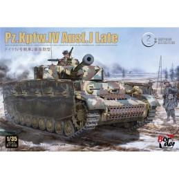 BT008 1/35 Panzer IV Ausf.J...