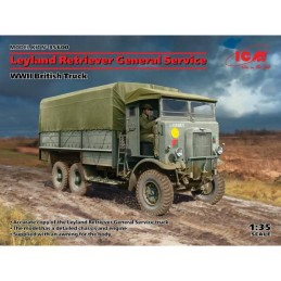 ICM35600 Leyland Retriever...