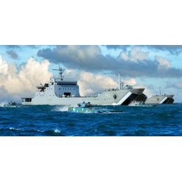 TR 06728 PLA NAVY TYPE 072A...