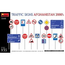 MA35640 Traffic Signs...