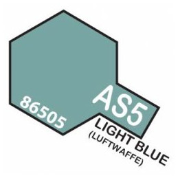 AS05 SPRAY Aircraft LIGHT BLUE