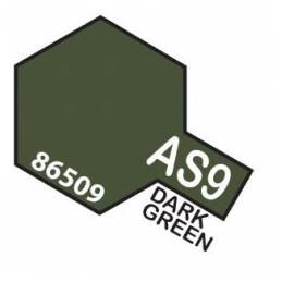 AS09 SPRAY Aircraft DARK GREEN