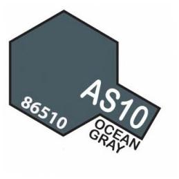 AS10 SPRAY Aircraft OCEAN GREY