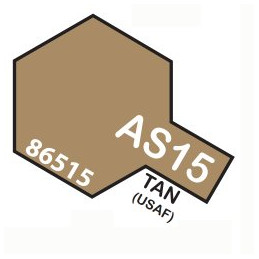 AS15 SPRAY Aircraft TAN