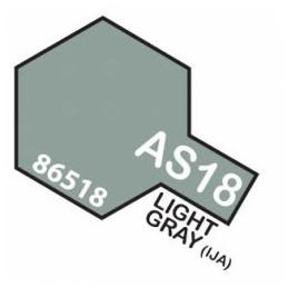 AS18 SPRAY Aircraft LIGHT GRAY