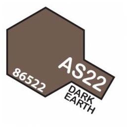 AS22 SPRAY Aircraft DARK EARTH
