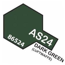 AS24 SPRAY Aircraft DARK GREEN