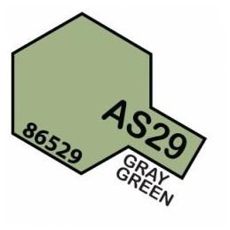AS29 SPRAY Aircraft GRAY...