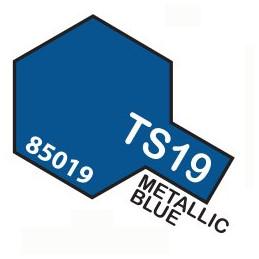 TS19 SPRAY Metallic Blue
