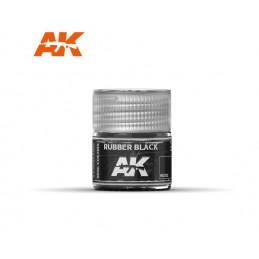 AK-RC022 Rubber Black 10ml...