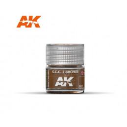 AK-RC035 S.C.C. 2 Brown...