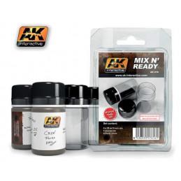 AK0616 MIX N READY ( 4...