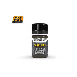 AK2071 PANELINER per...