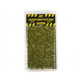 AK8120 vegetation tufts -...