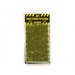 AK8130 vegetation tufts -...
