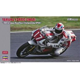 HA21718 YAMAHA YZR500 1989...