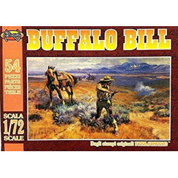 ATL005 1/72 Bufalo Bill