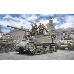 IT6568 M4A1 SHERMAN with...