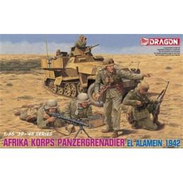 DR6389 1/35 AFRIKA KORPS...