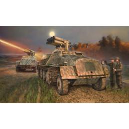 IT6562 15 cm. Panzerwerfer...