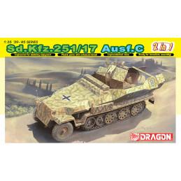 DR6592 1/35 Sd.Kfz. 251/17...