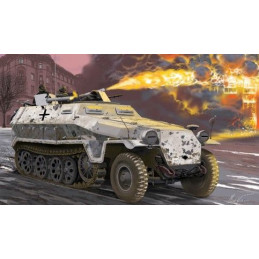 DR6864 1/35 SD.KFZ.251/16 C...