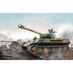 DR6941 1/35 Panther Ausf.G...