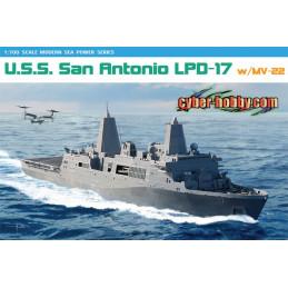 DR7096 1/700 CH SAN ANTONIO...